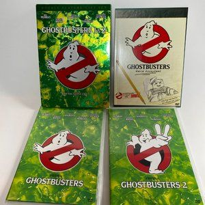 DVDs Ghostbusters 1 & 2 Double Feature